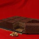 Walnut Fudge Cake