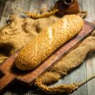 High Fiber Bran Loaf