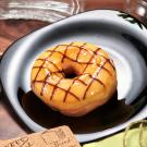 Golden Glaze Donut