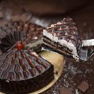 Chocolate Zig Zag Cake