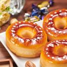 Toffee Glaze Donut