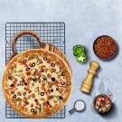 Malai Boti Pizza