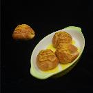 Lemon Cream Puff