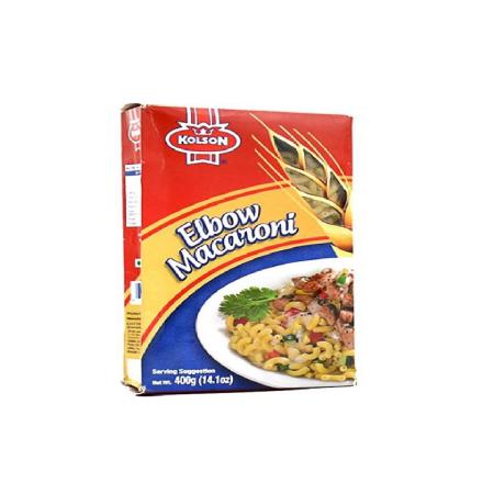 Kolson Elbow Macaroni (400gm)