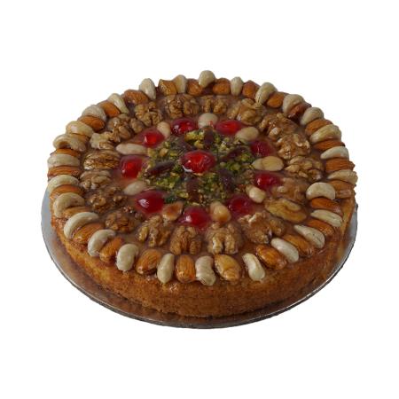 Special  Kajoo Cake