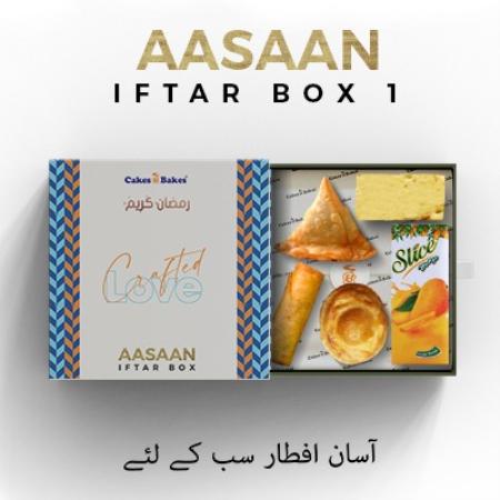 IFTAR BOX 1