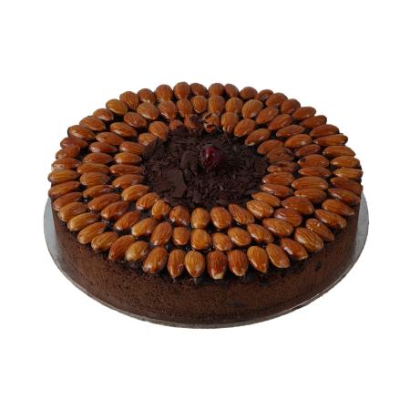 Roasted Almond Cake