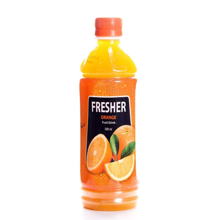 Fresher Fruit Drink